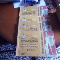 Tebeos: TOMOS COLOR SEPIA DE FLASH GORDON-4 TOMOS. Lote 53781369