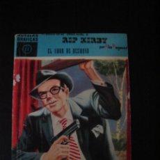 Tebeos: RIP KIRBY: EL AMOR DE DESMOND, POR ALEX RAYMOND. SERIE AZUL, NÚMERO 13. 1959.. Lote 53953083