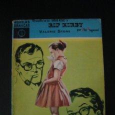 Tebeos: RIP KIRBY: VALERIE STONE, POR ALEX RAYMOND. SERIE AZUL, NÚMERO 11. 1959. . Lote 53953543