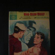 Tebeos: BIG BEN BOLT: EL TÍTULO SE TAMBALEA, POR JOHN CULLEN MURPHY. SERIE VERDE, NÚMERO 15. 1959. Lote 53954595