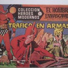 Tebeos: HEROES MODERNOS SERIE A EL HOMBRE ENMASCARADO SERIE A Nº 28 EDITA DOLAR. Lote 54668571