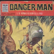 Tebeos: COMIC COLECCION DANGER-MAN Nº 29. Lote 55932501