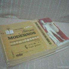 Tebeos: COLECCIÓN HÉROES MODERNOS SERIE B LOTE 1-9 EDITORIAL DOLAR . Lote 57308015