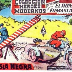 Giornalini: EL HOMBRE ENMASCARADO (SERIE-0) (DOLAR) Nº 036. Lote 57404134