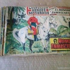 Tebeos: EL HOMBRE ENMASCARADO Y FLASH GORDON -DOLAR -LOTE DE 28 NºS -COL DE 40 -SERIE 0- TAMBIEN SUELTOS- ES. Lote 58080846