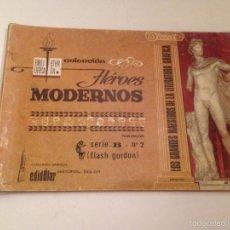 Tebeos: BIBLIOTECA ETERNA SERIE B Nº 2. HEROES MODERNOS. FLASH GORDON. EDITORIAL DOLAR 1970.. Lote 58407978