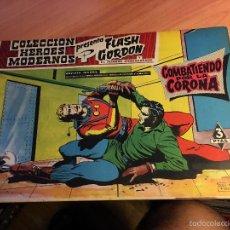 Tebeos: FLASH GORDON Nº 22 COLECCION HEROES MODERNOS (ED. DOLAR) (COI5). Lote 58734022