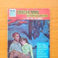 Tebeos: DANGER MAN Nº 35 - JHONNY JASON - EDITORIAL DÓLAR 1963. Lote 62067296
