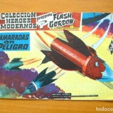 Tebeos: HÉROES MODERNOS SERIE 0- FLASH GORDON Nº 016 - CAMARADAS EN PELIGRO - EDITORIAL DÓLAR 1960. Lote 62067888