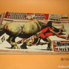 Tebeos: EDIT. DÓLAR DE 1958 HEROES MODERNOS - FLASH GORDON Y EL HOMBRE ENMASCARADO DEL 41 AL 70. Lote 63273724