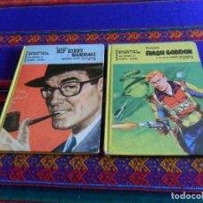 Livros de Banda Desenhada: DÓLAR TAPA DURA RIP KIRBY Y MANDRAKE Y FLASH GORDON. 1959. 50 PTS.. Lote 69064257