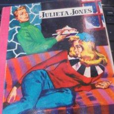 Tebeos: JULIETA JONES EL INVENTO DE PAPÁ JONES VOLUMEN EXTRA Nº 2 EDIT DOLAR AÑOS 50. Lote 74691703