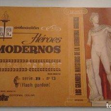 Tebeos: HEROES MODERNOS BIBLIOTECA ETERNA SERIE B. FLASH GORDON Nº 13. DOLAR 1970. Lote 78426245