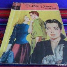 Tebeos: JULIETA JONES Nº 21. SERIE MAGENTA. EDITORIAL DÓLAR 1959. . Lote 79991077