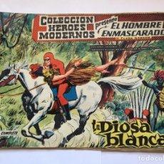 BDs: LOT110 EDITORIAL DÓLAR ORIGINAL COLECCION HEROES MODERNOS, HOMBRE ENMASCARADO Nº 5. Lote 84455332