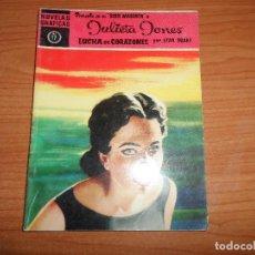 Tebeos: NOVELAS GRAFICAS JULIETA JONES Nº 17 SERIE MAGENTA EDITORIAL DOLAR. Lote 89520108