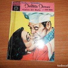 Tebeos: NOVELAS GRAFICAS JULIETA JONES Nº 13 SERIE MAGENTA EDITORIAL DOLAR. Lote 89520140