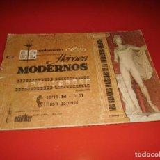 Tebeos: HÈROES MODERNOS ( FLASH GORDON ) SERIE .B - Nº 11 - DOLAR. Lote 89589880