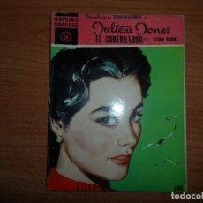Tebeos: NOVELAS GRAFICAS JULIETA JONES Nº 20 SERIE MAGENTA EDITORIAL DOLAR . Lote 93922755