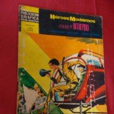 Giornalini: HEROES MODERNOS. Nº 7. JUAN EL INTREPIDO. EDITORIAL DÓLAR. . Lote 96916167
