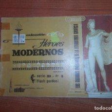 Tebeos: BIBLIOTECA ETERNA HEROES MODERNOS SERIE B Nº 8 EDITORIAL DOLAR . Lote 100174231