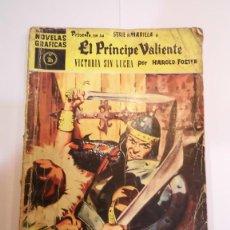 Tebeos: EL PRINCIPE VALIENTE - NUM 36 - ED. DÓLAR- 1960. Lote 100485512