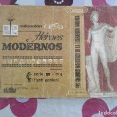 Tebeos: HEROES MODERNOS SERIE B Nº 4. Lote 103681131