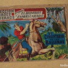Tebeos: DOLAR,- EL HOMBRE ENMASCARADO Nº 04. Lote 103684099