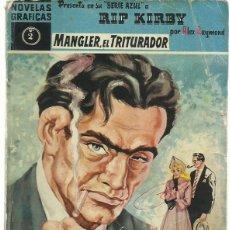 Tebeos: RIP KIRBY, DE ALEX RAYMOND. NOS. 2 , 3 Y 5 (ED. DÓLAR, 1958-9). Lote 103717923