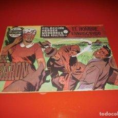 BDs: EL HOMBRE ENMASCARADO Nº 65 A - COLECCION HEROES MODERNOS - DOLAR. Lote 104090599