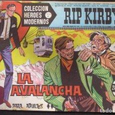 Livros de Banda Desenhada: RIP KIRBY Nº 16C - LA AVALANCHA - EDITORIAL DÓLAR 1958. Lote 107072035