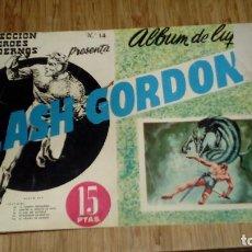 Tebeos: ALBUM DE LUJO FLASH GORDON Nº14. Lote 107742683