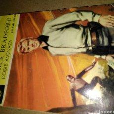 Tebeos: BRICK BRADFORD DOBLE AMENAZA POR PAUL NORRIS NOVELAS GRAFICAS N 18. Lote 109054332