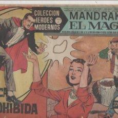 Tebeos: HEROES MODERNOS. SERIE C. MANDRAKE EL MAGO Nº 11.DA. Lote 109308199