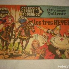 Tebeos: COLECCION HEROES MODERNOS N 38 , EL PRINCIPE VALIENTE. Lote 113111055