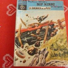Tebeos: COMIC-SERIE AZUL DE RIP KIRBY-EDITORIAL DOLAR-Nº:3. Lote 114876579