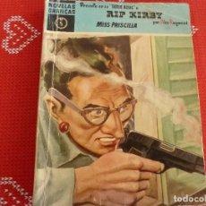 Tebeos: COMIC-SERIE AZUL DE RIP KIRBY-EDITORIAL DOLAR-Nº:5. Lote 114876627