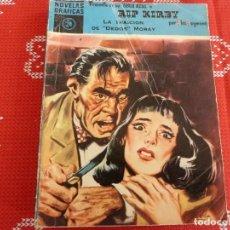 Tebeos: COMIC-SERIE AZUL DE RIP KIRBY-EDITORIAL DOLAR-Nº:20. Lote 114877351