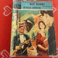 Tebeos: COMIC-SERIE AZUL DE RIP KIRBY-EDITORIAL DOLAR-Nº:33. Lote 114877663