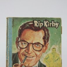 Tebeos: CÓMIC ILUSTRADO-RIP KIRBY, LA MANO DE LA CICATRIZ /SERIE AZUL-RETAPADO: Nº 2, 3 -EDI. DOLAR-AÑO 1959. Lote 115203439