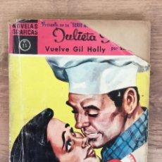 Tebeos: NOVELAS GRAFICAS - JULIETA JONES Nº 13 SERIE MAGENTA EDITORIAL DOLAR 1959. Lote 118328787
