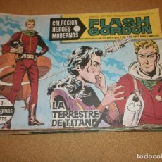 Tebeos: FLASH GORDON COLECCION HEROES MODERNOS. Lote 118543183