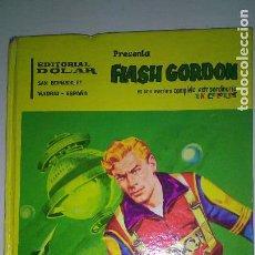 Tebeos: FLASH GORDON * AVENTURA COMPLETA EN COLORES* EDITORIAL DOLAR. 1959. Lote 118875863