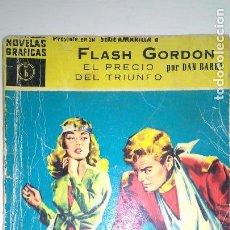 Tebeos: FLASH GORDON * SERIE AMARILLA Nº 6 * EDITORIAL DOLAR 1959 *. Lote 118935971
