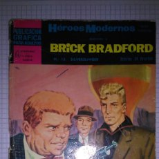 Tebeos: BRICK BRADFORD * HEROES MODERNOS Nº 13 * EDITORIAL DOLAR 1966 *. Lote 118982623