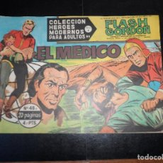 Tebeos: FLASH GORDON HEROES MODERNOS DOLAR SERIE B Nº 48. Lote 119147407