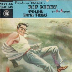Tebeos: RIP KIRBY : PELEA ENTRE FIERAS (DOLAR AZUL, Nº 16). Lote 119498475