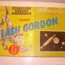 Tebeos: ALBUM DE LUJO....FLASH GORDON...EDIT. DOLAR AÑO 1958. Lote 120242891