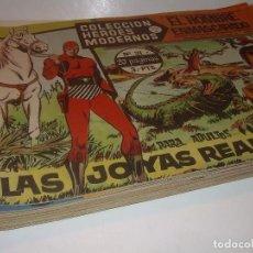 Tebeos: 19 COMICS - TBOS.....EL HOMBRE ENMASCARADO.....EDIT. DOLAR.. Lote 120250175