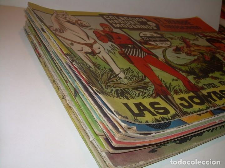 Tebeos: 19 COMICS - TBOS.....EL HOMBRE ENMASCARADO.....EDIT. DOLAR. - Foto 3 - 120250175